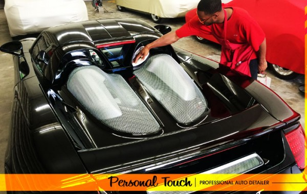 Personal Touch Professional Auto Detailing.